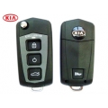 HOUSING FOR REMOTE CONTROL OF 4 BUTTONS FOR KIA CERATO, SPORTAGE, TUCSON, SONATA