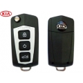 HOUSING FOR REMOTE CONTROL 3 BUTTONS, KIA SORENTO