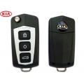 carcasa para telemando del Kia Sorento 3 botones