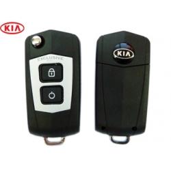 carcasa para telemando de Kia Sportage 2 botones