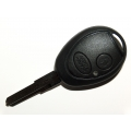 2 Button Remote Casing With Key For Land Rover