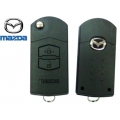 Mazda 6 case for 2-button remote control
