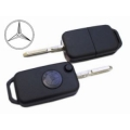 complete with key housing for Mercedes Benz