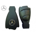 HOUSING FOR REMOTE CONTROL INTELLIGENT MERCEDES-BENZ SMART 3 BUTTONS