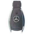 Remote Housing Mercedes-Benz 3-Buttons