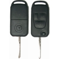 Folding Remote Control Casing Mercedes-Benz Profile HU64