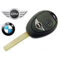 BMW MINI 2-button remote control housing