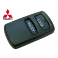 Housing For Remote Control of 2 Buttons Mitsubishi Lancer / Outlander / Eclipse