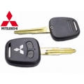 2-button enclosure key to Mitsubishi Lancer