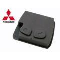 Rubber Mitsubishi Lancer remote control buttons to 2 buttons