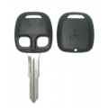 Housing For Remote Control Mitsubishi of 2 Buttons