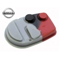 Rubber buttons Nissan 4-button control