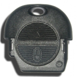 Carcasa Para Mando Nissan de 2 Botones
