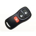 Nissan 3 Button Remote Keylees Case