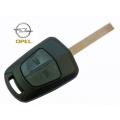 carcasa para telemando 2 botones con espadin para Opel Astra / GM Chevrolet