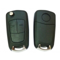 HOUSING FOR REMOTE CONTROL 2 BUTTONS OPEL VECTRA