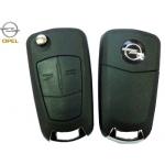 Carcasa Plegable 2 Botones Opel Perfil Z