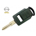 Opel Corsa C 2 buttons remote case to