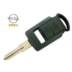 Opel Carsa C carcasa para telemando 2 botones