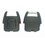 Carcasa Para Telemando Opel de 2 Botones