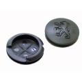 Button to remote controls and Peugeot Citroen (Peugeot Logo) gap