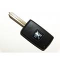 Carcasa Telemando Peugeot Para Convertir de Fijo a Plegable 2 Botones con Espadin Tipo SX9