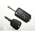 Flip Remote Key Case For Peugeot 206 Remote Key