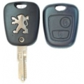 Housing Remote Control Peugeot 2 Buttons Neiman Key