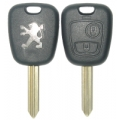 Housing For Peugeot of 2 Buttons