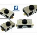 Pulsador Para Telemando Fijo Peugeot 406 - 307 - 206