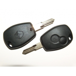 Carcasa Para Telemando Renault 2 Botones