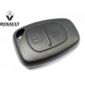 Housing For Remote Control Renault 2 Buttons