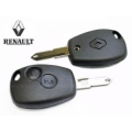 Housing For Remote Control Renault of 2 Buttons
