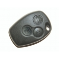 Housing Renault Kangoo 3-Button Remote