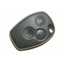 Carcasa Telemando Renault Master / Trafic 3 Botones