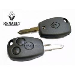 carcasa para telemando Renault Kangoo 3 botones