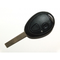 Rover 2 Button Remote Key Case Without Logo