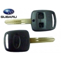 Subaru housing for 2-button remote control