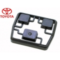 Plastic Buttons For Toyota 3 Button Remote