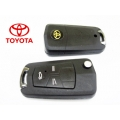 complete with key housing for Toyota Camry / Reiz
