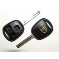 housing for toyota 3 button remote