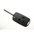 folding housing toyota 3 button remote