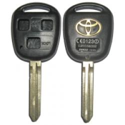 Carcasa para Telemando Toyota