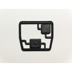 Botones de Plastico para Telemando Toyota 2 Botones