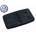 Rubber Keypad 2 Buttons to Control Volkswagen Passat
