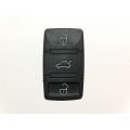 Volkswagen 3 Button Keypad