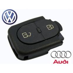 Carcasa Mando Redondo 2 Botones Volkswagen