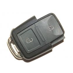 Carcasa Mando Cuadrado 2 Botones Volkswagen