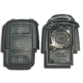 Housing For Remote Control Volkswagen 3 Buttons