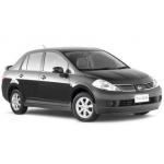 carcasa completa para Nissan Tiida y Sylphy